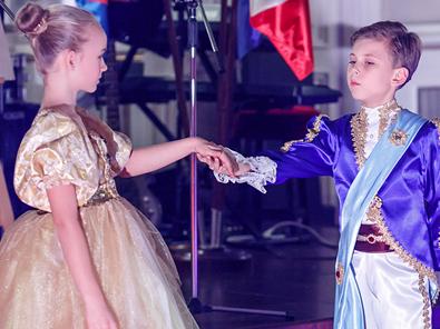 Wyjazd grupy baletowej do Luksemburga i Paryża