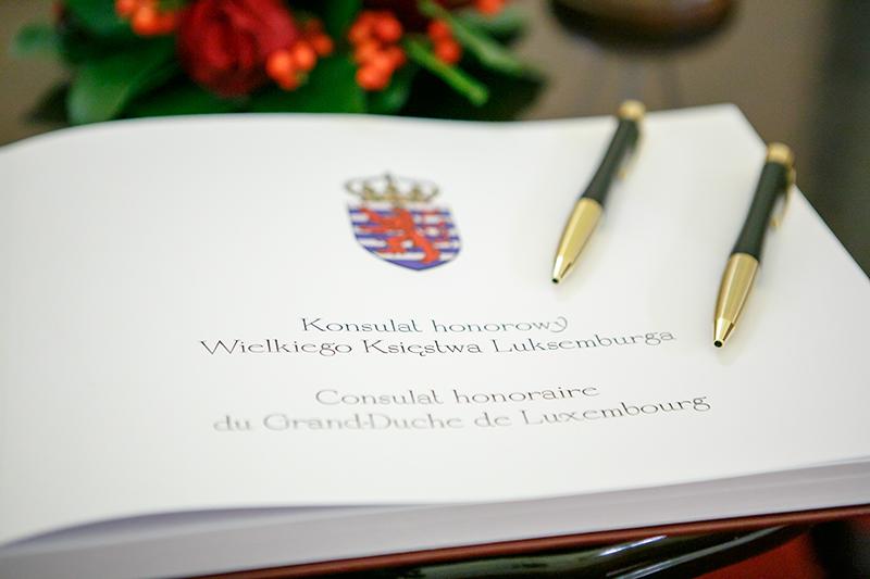 Polecane strony - Konsulat Luksemburga